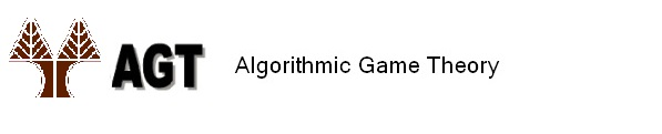 Algorithmic Game Theory Project Logo